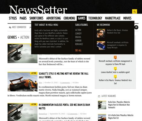 newsetter