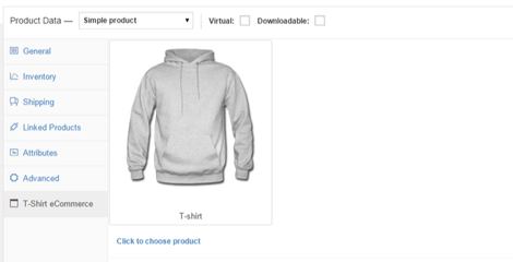 T-Shirt Designer for WooCommerce Plugin