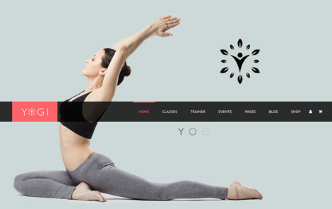 7 Yoga Themes for WordPress