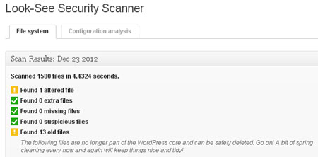 securityscanner