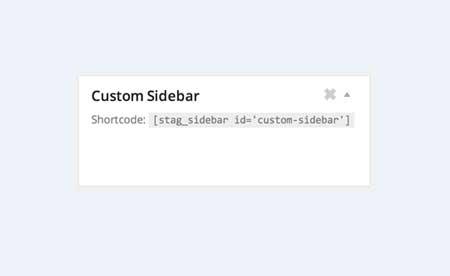 stag-custom-sidebar