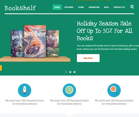 7 WordPress Themes for E-Book Marketing