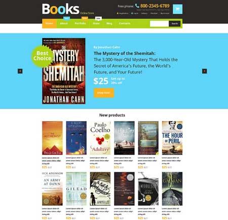 7 WordPress Themes for E-Book Marketing - WP Solver