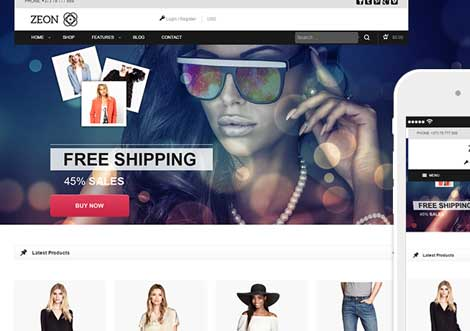 20 WordPress Themes for Fashion Blogs & Stores