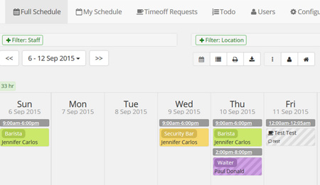 3 employee scheduling plugins for wordpress wp solver