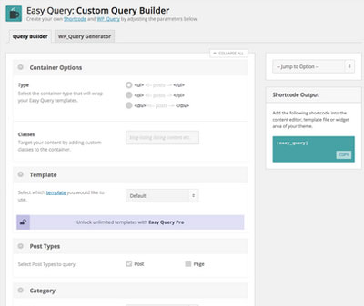 3 Custom Query Generators for WordPress