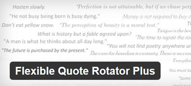 quote-rotator