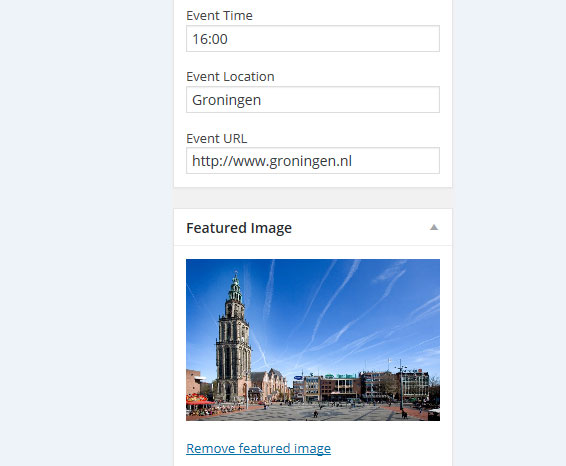 Very Simple Event List for WordPress: Display Events On Your Site