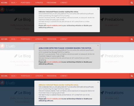 4 AdBlock Notifier & Detector Plugins