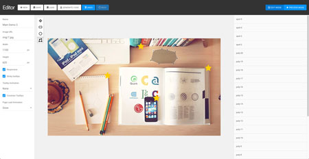 Image Map Pro for WordPress: Interactive Image Map Builder