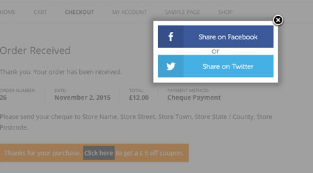 social-share-discount