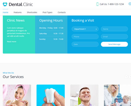dental-clinic-wp