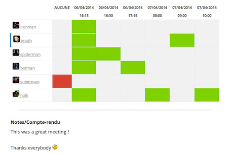 Rendez Vous: BuddyPress Plugin To Schedule Appointments