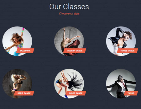 Dance Studio: WordPress Theme for Dancing Schools