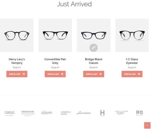 Optometry-theme