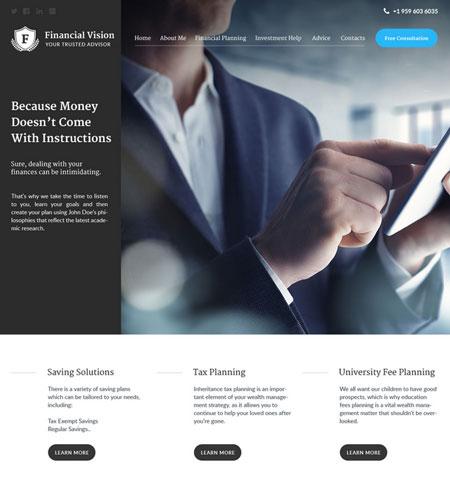 Financial-Vision
