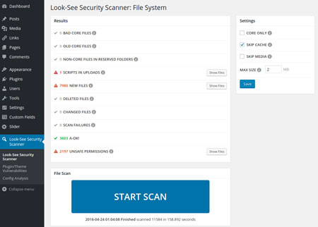 Look-See-Security-Scanner