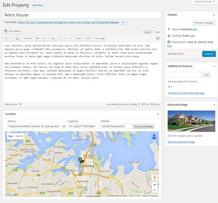 WP-Realty-WordPress-Plugin