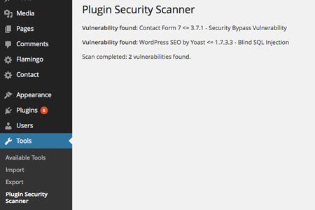 plugin-security-scanner