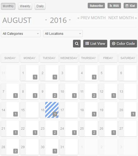 pro-event-calendar