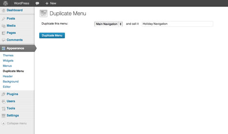 3 Plugins To Duplicate WordPress Menus