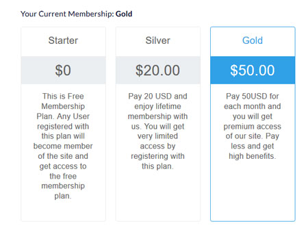 ARMember WordPress Membership Plugin