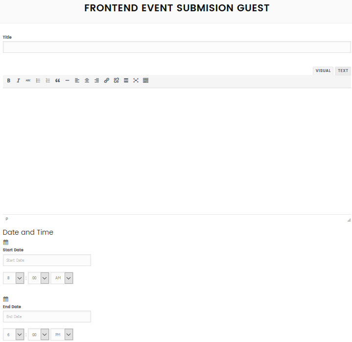 Modern Events Calendar for WordPress: Event Scheduler & Booking System
