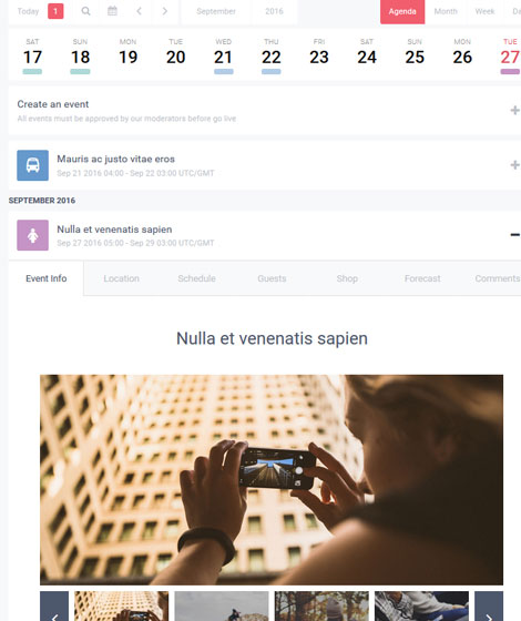 Stachethemes Event Calendar for WordPress & WooCommerce - WP