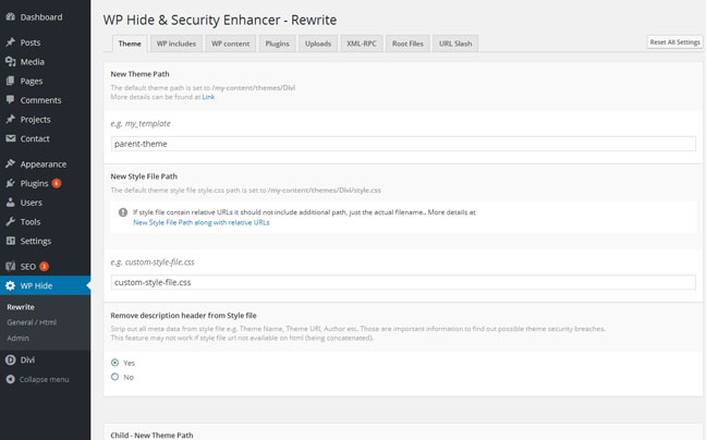 wp-hide-security-enhancer-for-wordpress