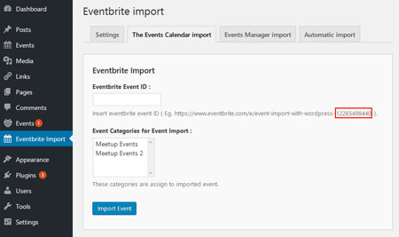 eventbrite-import