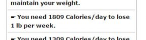 2 Calorie Counter Plugins for WordPress