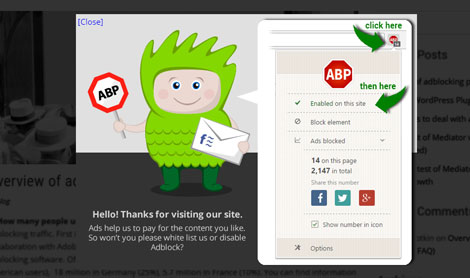 Mediator for WordPress: Detect Ad Blocking Tools