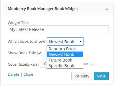 Mooberry Book Manager: WordPress Plugin for Authors