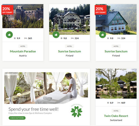 Accommodo WordPress Theme for Real Estate Portals