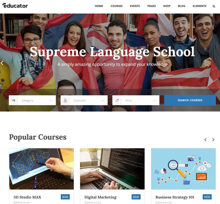 Educator: Learning Management System for WordPress