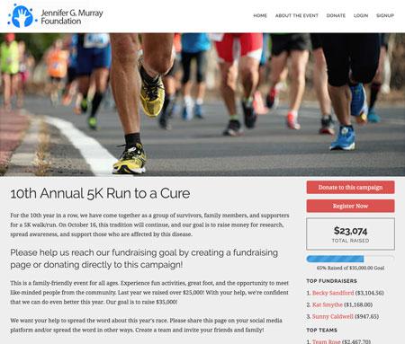 PeerRaiser: P2P Fundraising Plugin for WordPress