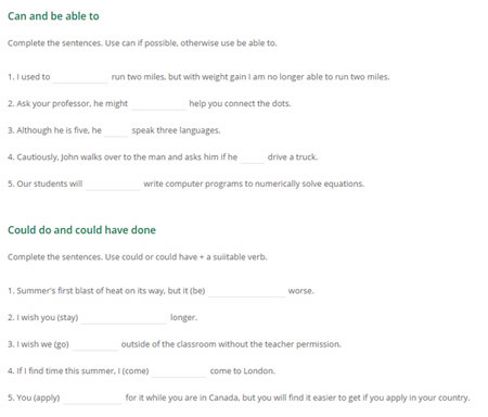Grammar Test Generator for WordPress