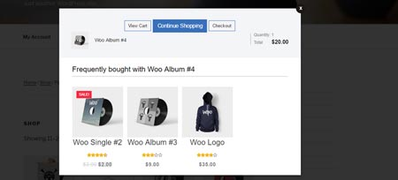 WooCommerce Boost Sales Plugin for Up/Cross Selling