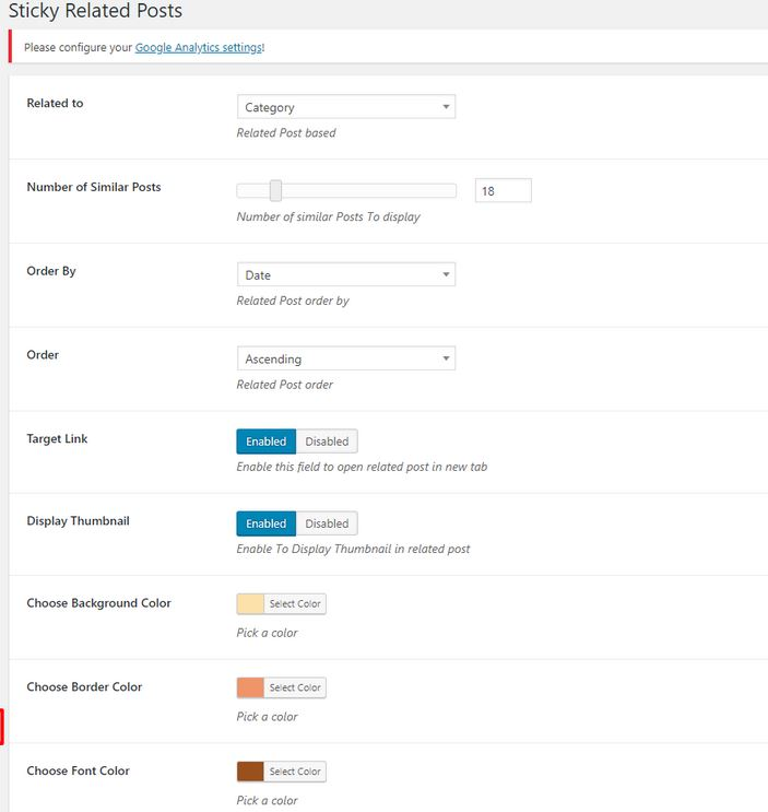 Sticky Related Posts: Display Similar Posts In Your WordPress Footer