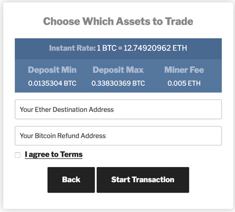ShapeShift for WordPress Lets You Exchange Cryptocurrencies