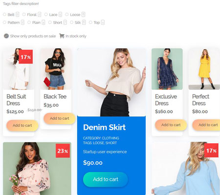 Product Loops for WooCommerce: Change the Style of Your Store
