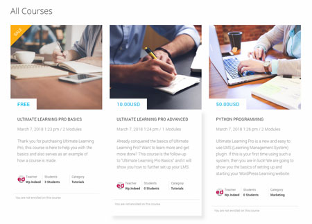 15+ WordPress LMS Themes & Plugins for Education Sites