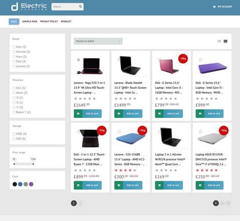 5 Must See WooCommerce Shop Customizers