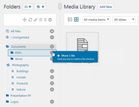4 Neat WordPress Folders Plugins