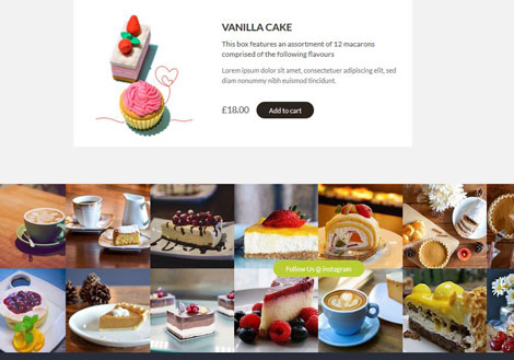 Patistry: Premium Cake & Bakery Shop Theme