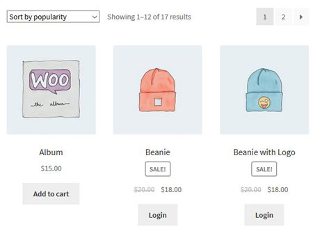 WooCommerce Private Store Lets You Limit Shop Access to Registered Users