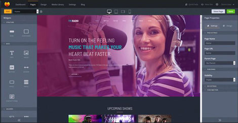 15+ Attractive Podcasting WordPress Themes