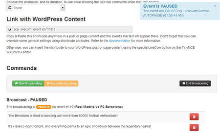 4 Must See Live Commentary WordPress Plugins