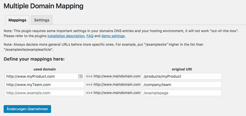 2 Multiple Domain Mapping Plugins for WordPress - WP Solver on