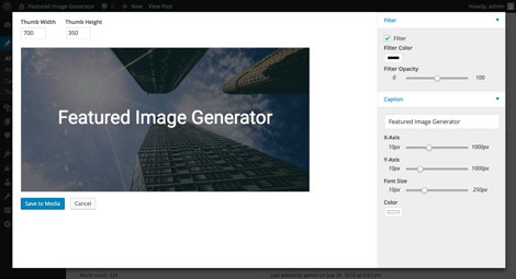 15+ Must See Post Thumbnail & Featured Image WP Plugins